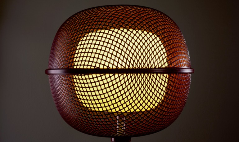 Grid Lamp