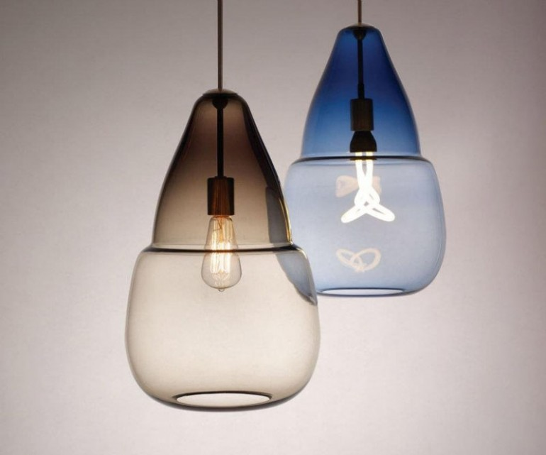 Hand-Blown Moroccan-Inspired Pendant Lights-1
