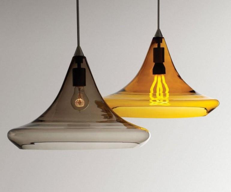Hand-Blown Moroccan-Inspired Pendant Lights - pendant-lighting