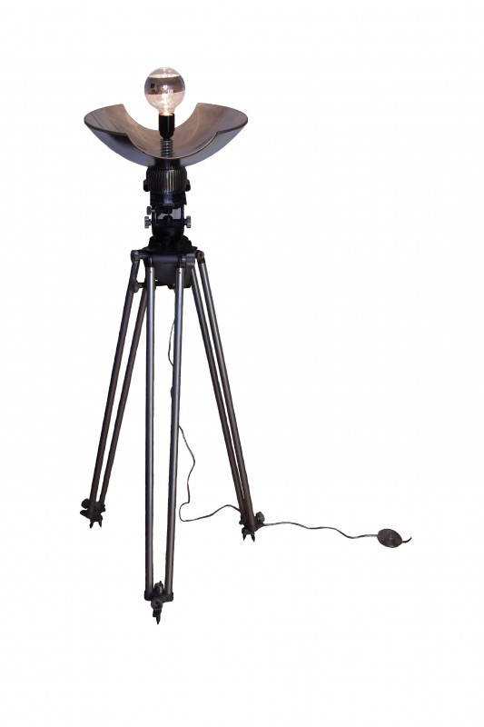 La Projection Antique Floor Lamp Floor Lamps
