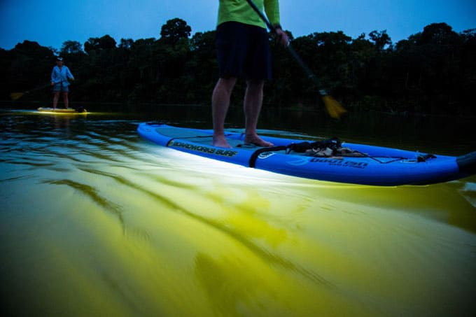Leds on Paddle boards-1