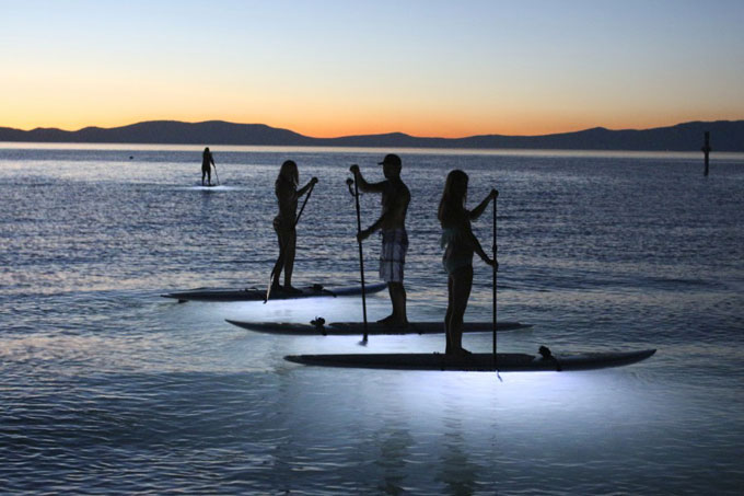 Leds on Paddle boards-2