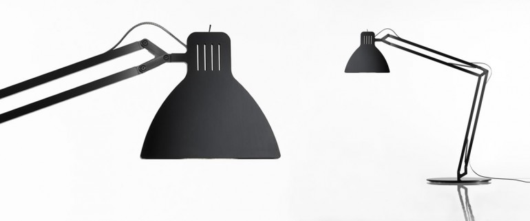 Looksoflat Desk Lamp - desk-lamps