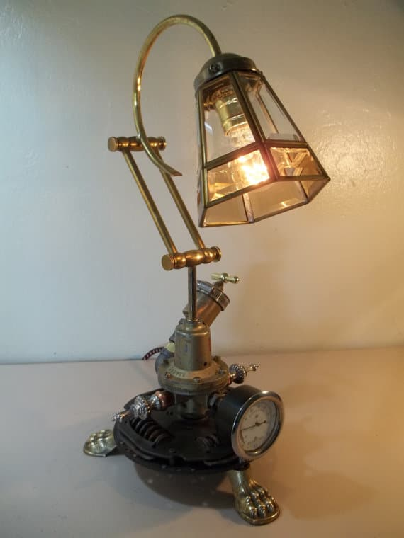 Steam Retro Works Table Lamp Desk Lamps