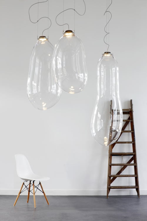 The Big Bubble Huge Pendant Lighting - restaurant-bar, pendant-lighting