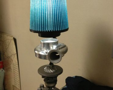 Turbocharger Lamp