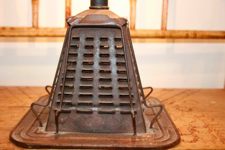 Vintage toaster lamps-1