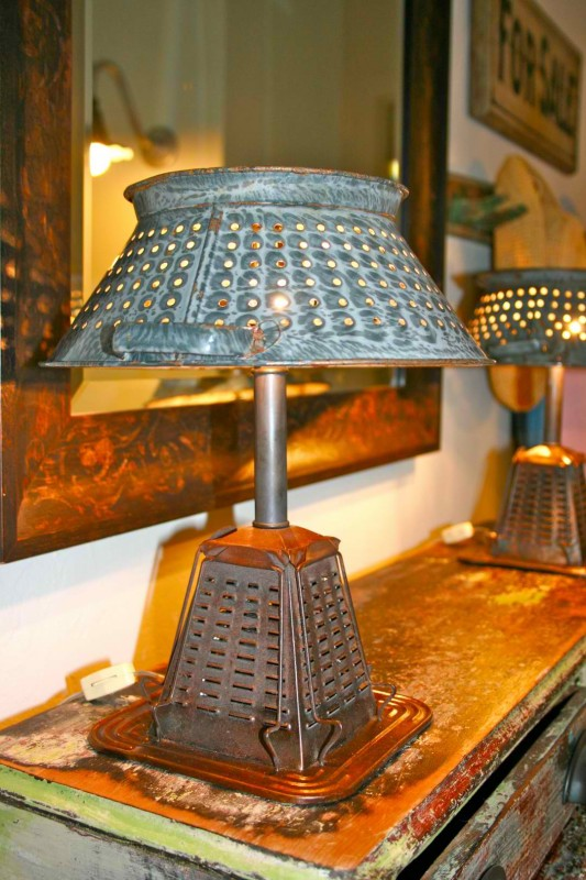 Vintage Toaster Table Lamp - table-lamps