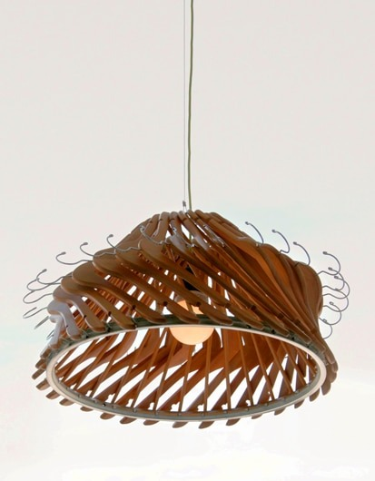 Wood Hangers Chandelier Pendant Lighting Wood Lamps