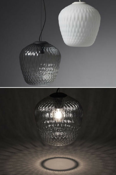 Blown-Glass Design Pendant Lighting