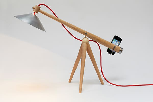 Balance Wood Desk Lamp Desk Lamps Wood Lamps