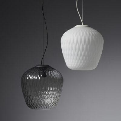 Blown-Glass Lamp