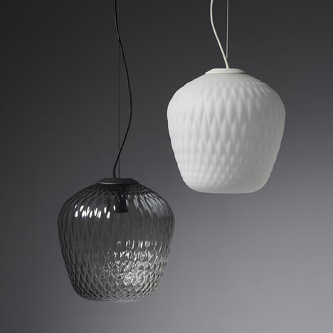 Blown-Glass Design Pendant Lighting - pendant-lighting