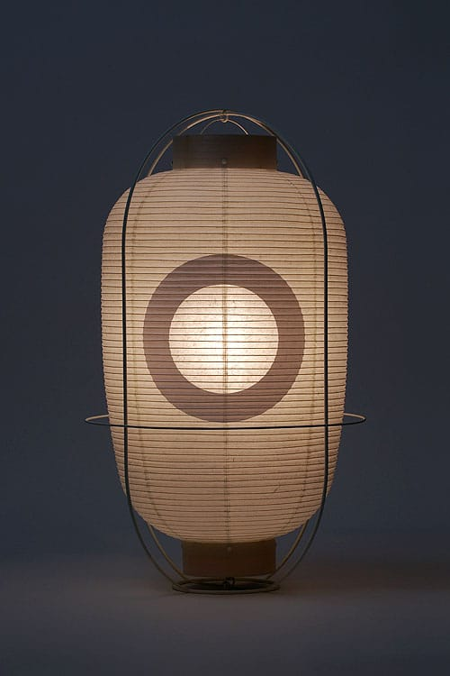 Chochin Floor Lamp - floor-lamps