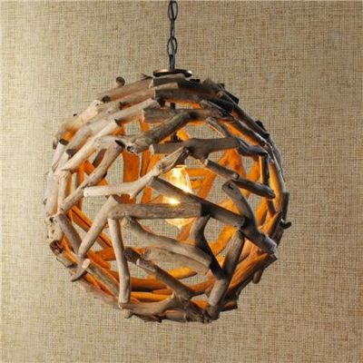 Driftwood Ball