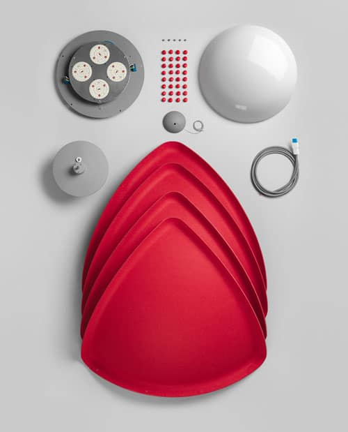 Hood Huge Design Pendant Lighting - pendant-lighting