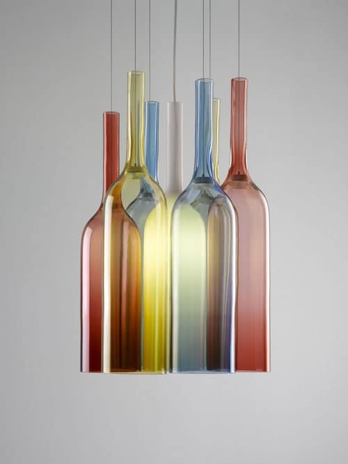 Jar Bottles Pendant Lighting
