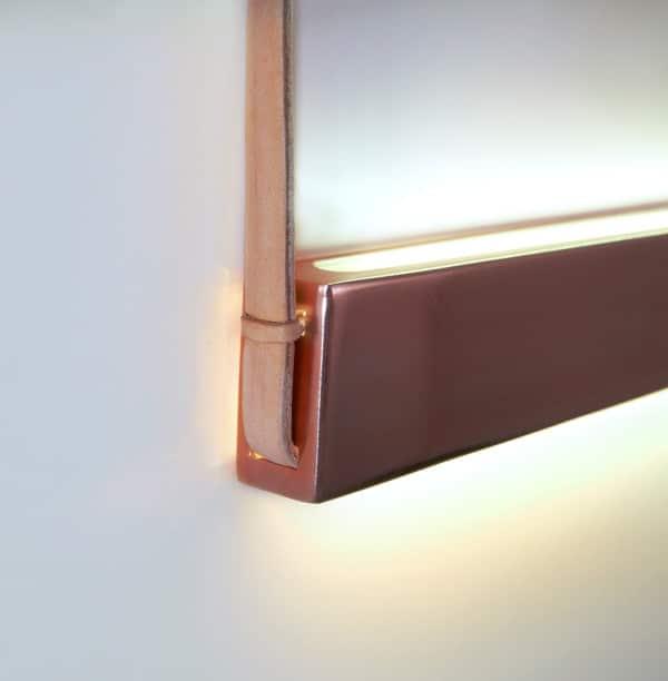 Ladder Light Wood Light Fixtures - wood-lamps, wall-lights-sconces