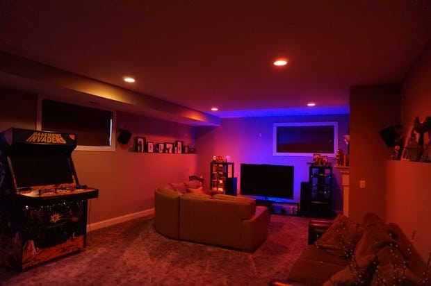 Philips Hue Led Lamps With Goldee App Id Lights