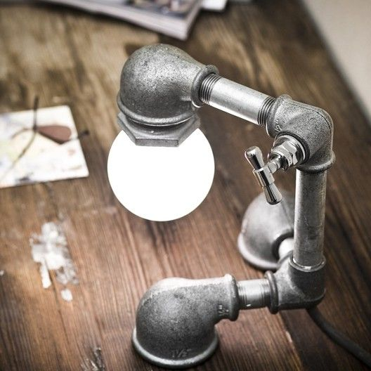 Plumber Light Desk Lamp Desk Lamps
