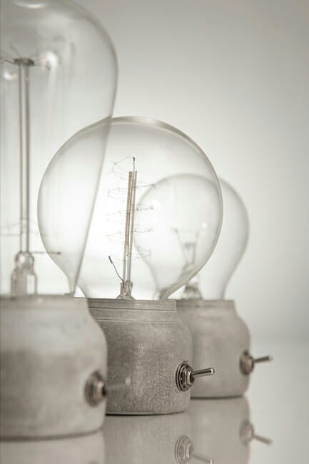 Pure Mold Table Lamp - table-lamps