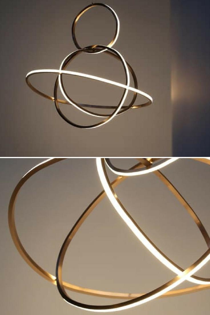 Apoapsis Modern Pendant Lighting - restaurant-bar, pendant-lighting