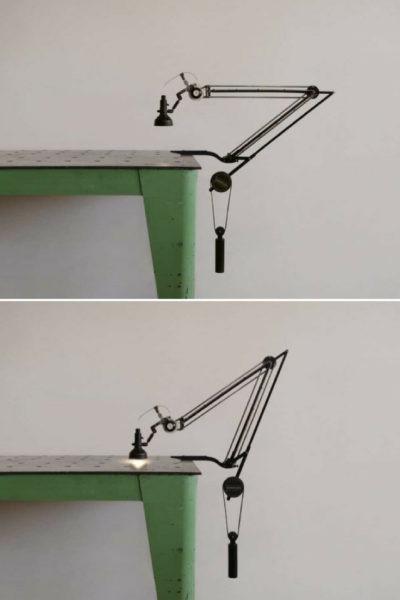 Equilibrium Clip Desk Lamp