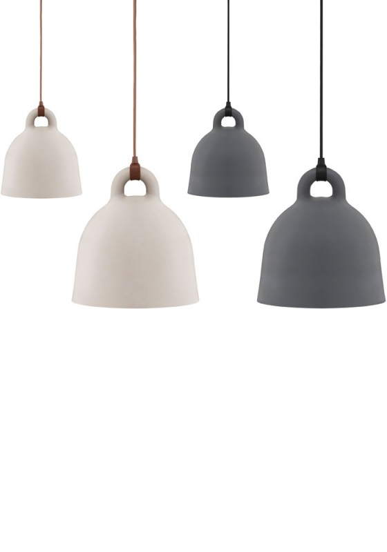 Bell Design Pendant Lighting - pendant-lighting