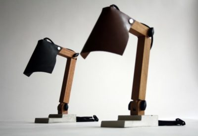 BigFoot lamp