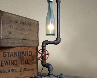 Fuse Table Lamp