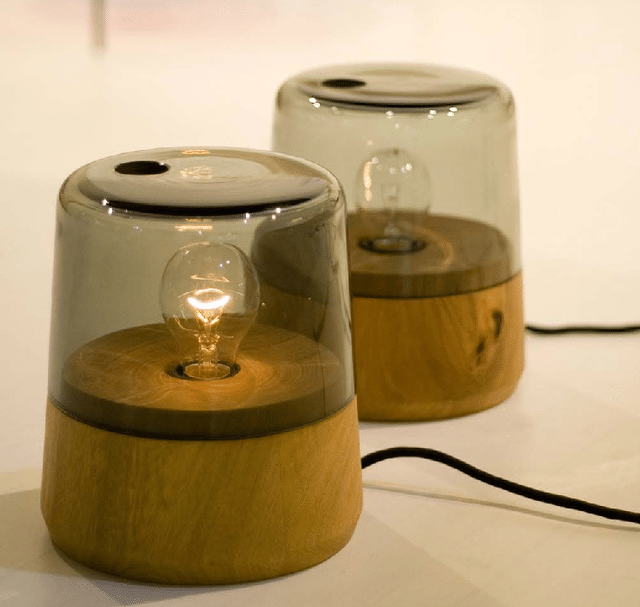 Marine-Inspired Table Lamp