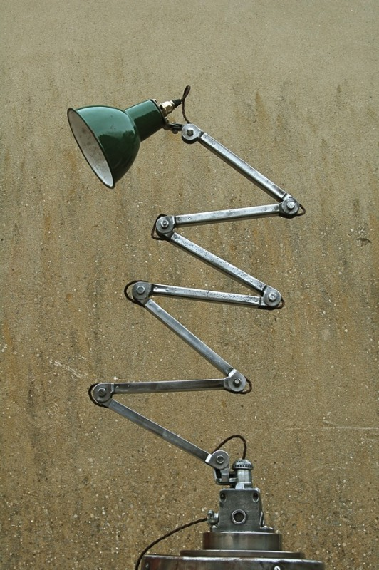 Nice Metal Desk Lamp - desk-lamps
