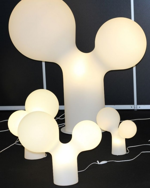 Smooth Floor Lamp Floor Lamps