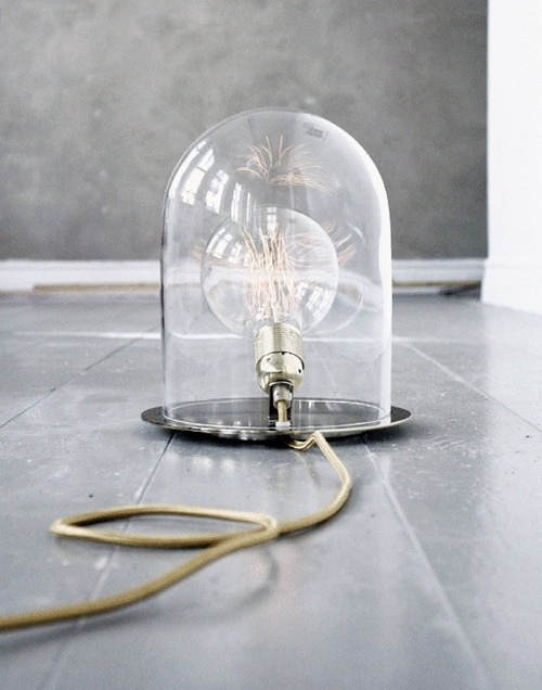 Under the Dome Table Lamp - table-lamps