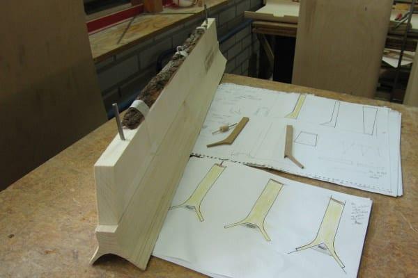 Y Wood Pendant Lighting - wood-lamps, pendant-lighting