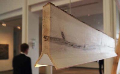 Y Wood Suspension