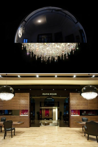 Manooi Lighting Chandelier