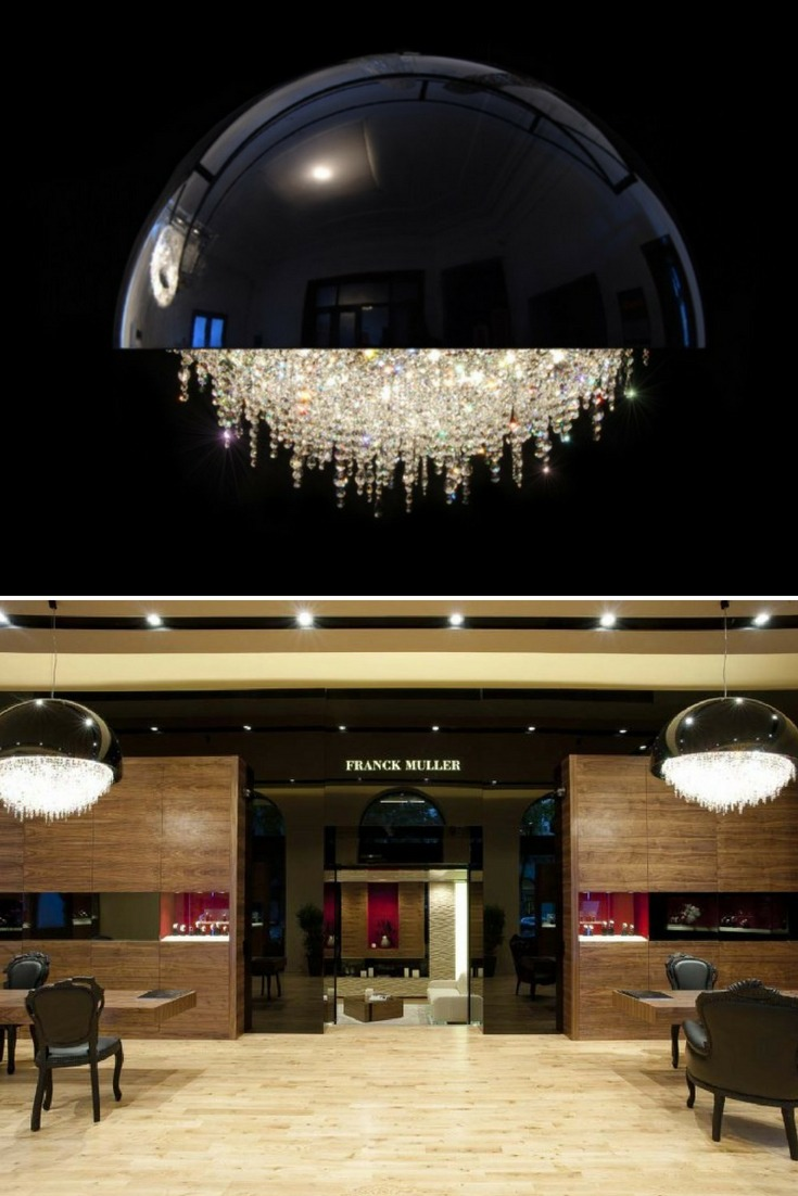 Manooi Lighting Chandelier - chandeliers