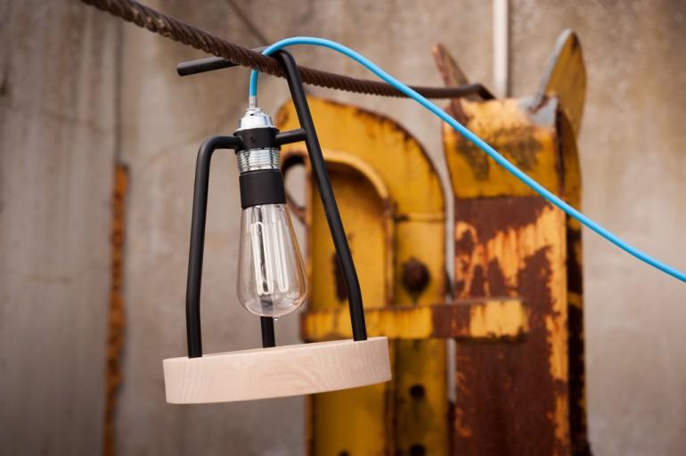 Barrel Lamp Outdoor Lighting - outdoor-lighting