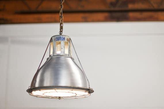 Antique Lobay Holophane 685 Pendant Lighting Pendant Lighting