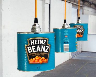 HEINZ Beanz Can Light