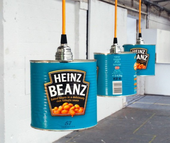 HEINZ Beanz Can Pendant Lighting Pendant Lighting