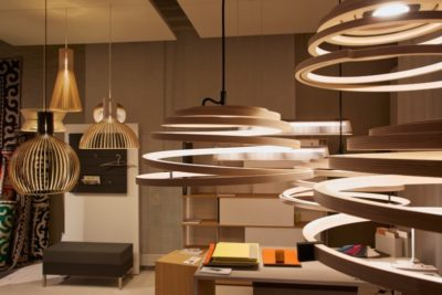 lighting by secto design