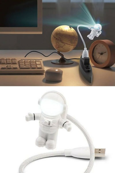 Gravity USB Desk Lamp