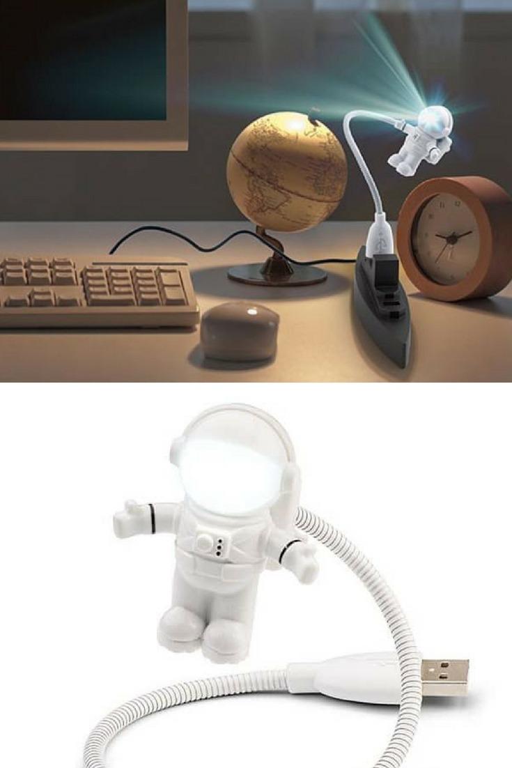 Gravity USB Desk Lamp - desk-lamps