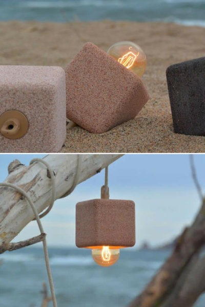 Sand Light Outdoor Lighting