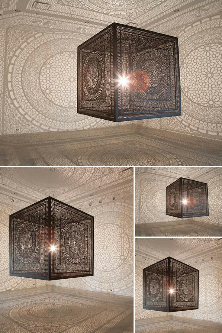 Shadow Design Huge Pendant Lighting - restaurant-bar, pendant-lighting