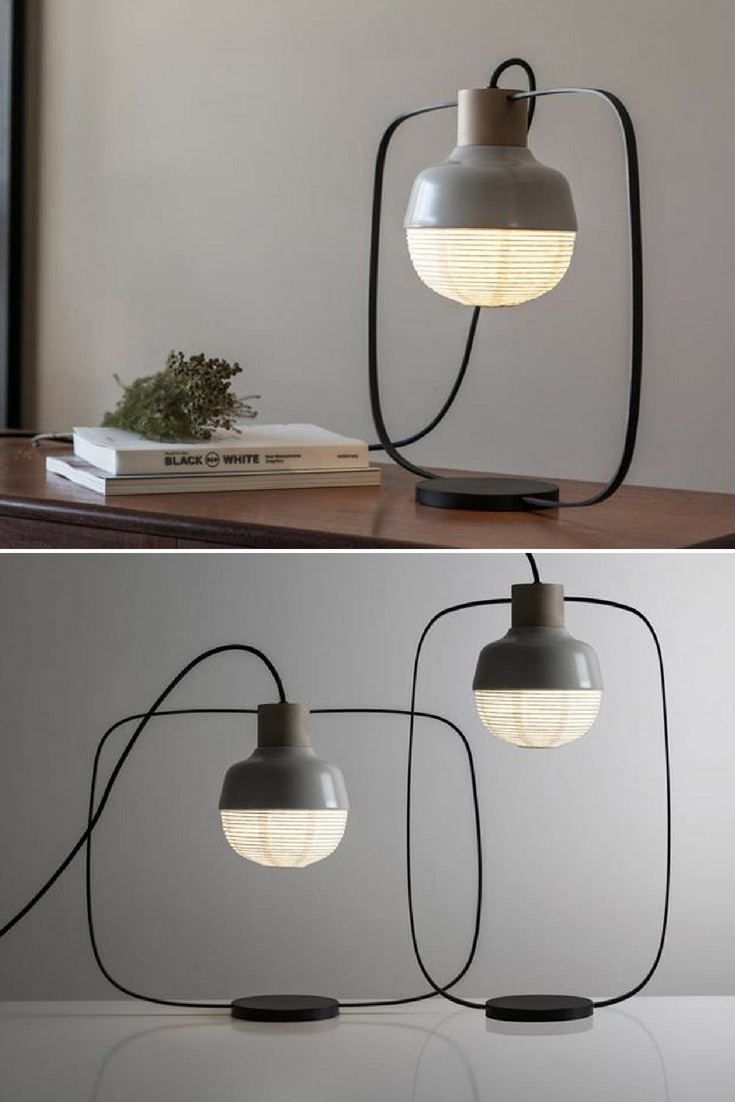 The New Old Light Design Table Lamp - desk-lamps