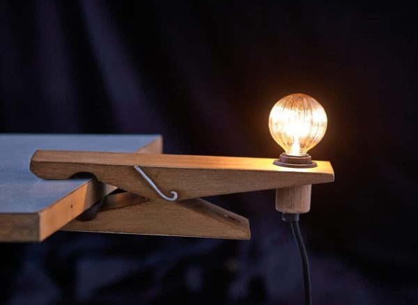 Clamp Wood Desk Lamp Desk Lamps Wood Lamps
