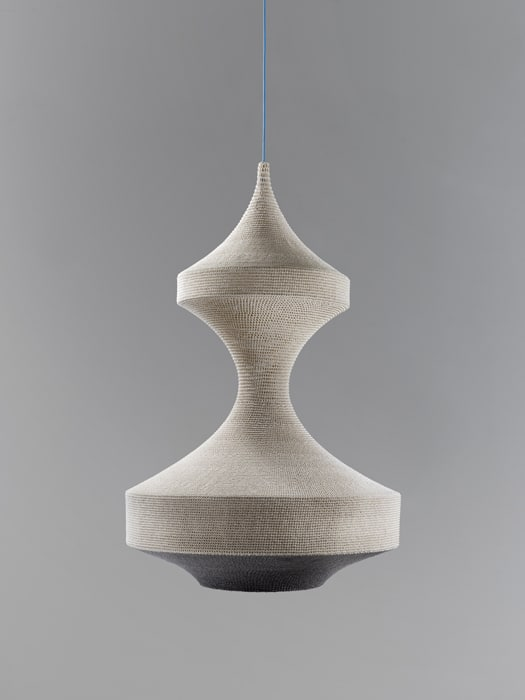 Textile Pendant Lighting - pendant-lighting